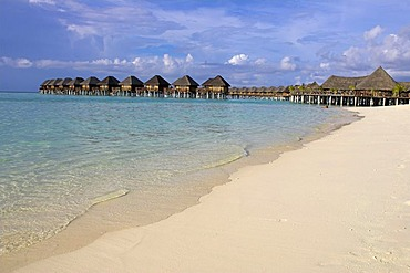 Hotel of Vilureef Resort, Maledives
