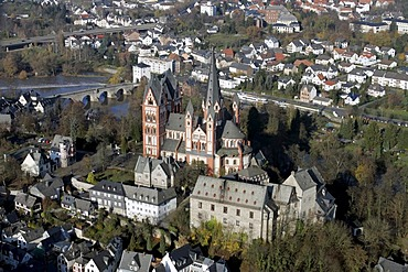 Cathedrale of Limburg, Limburg an der Lahn, Hesse, Germany