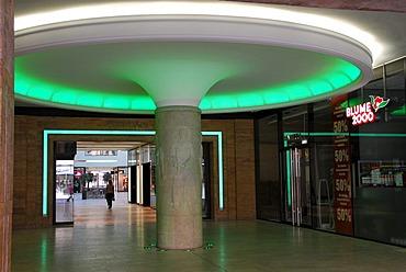 Messehofpassage, Leipzig, Saxony, Germany