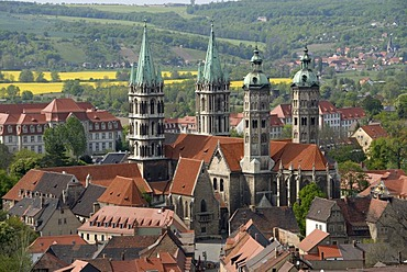 St. Peter and Paul Cathedral, Naumburg, Saxony-Anhalt, Germany