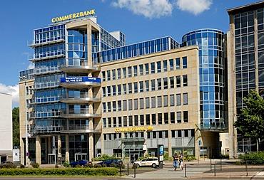 Georgiring, Commerzbank, Leipzig, Saxony, Germany