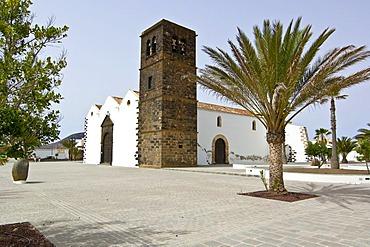 Church 'Nuestra Senora de la Candelaria', La Lajita, Fuerteventura, Canary Islands, Spain