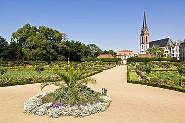 Prinz Georg Garten (Prince George Garden), Darmstadt, Hesse, Germany