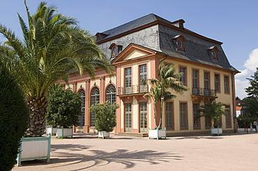 Orangery, Darmstadt, Hesse, Germany