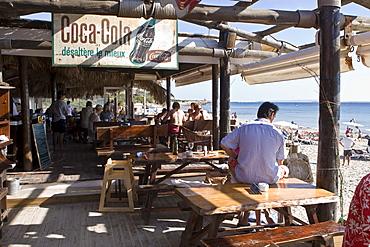 Restaurant Jockey Club, Ibiza, Baleares, Spain
