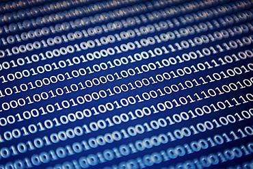Bit coding in a computer data stream