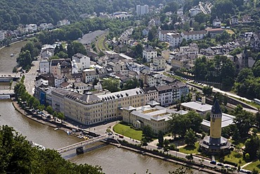 Statistisches Landesamt, Statistical Regional Office, Bad Ems, Rhineland-Palatinate, Germany, Europe