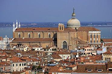 Venice, view from San Giorgio Maggiore Venice, Veneto, Italy