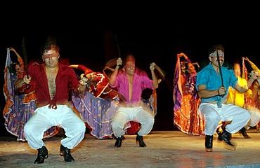 Mexico Jalisco Guadalajara Ballet Folclorico de Cabanas
