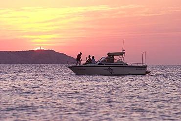 Sunset in San Antonio Abad - Ibiza