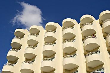 Hotel in Cala de Bou near Sant Antoni de Portmany