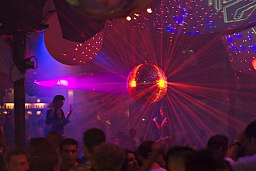 Discotheque La Pacha in Ibiza Town