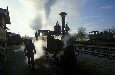 Steam engine Stainz Styria Austria