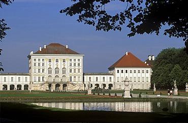 Nymphenburg castle Munich Germany