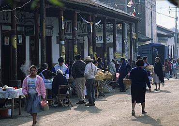 Mexico Michoacan Paracho Market
