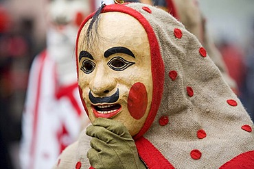 Chinese carnival ( Chinesenfasching ) in Dietfurt an der Altmuhl - Upper Palatinate Bavaria Germany