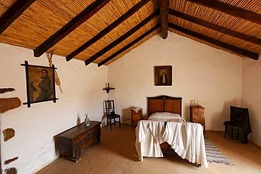 Rooms in open-air museum in Tefia , Fuerteventura , Kanarische Inseln