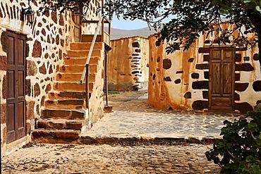 Open-air museum in Tefia , Fuerteventura , Kanarische Inseln