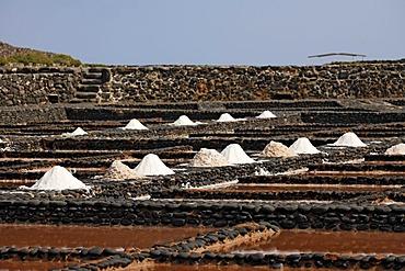 Saline , museum of salt , Las Salinas , Fuerteventura , Canary Islands