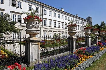 Mirabellgarten, Mirabell Gardens, Salzburg , Austria