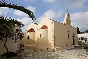 Moni Odigitrias monastery, Southcrete, Crete, Greece
