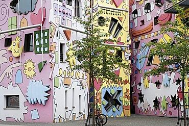 Happy Rizzi House, Braunschweig, Brunswick, Lower Saxony, Germany