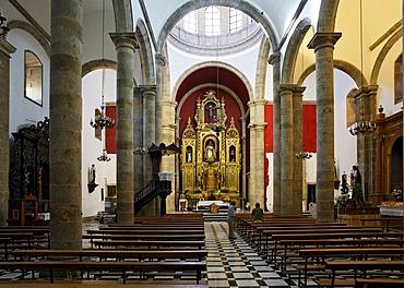 San Sebastian church, Agueimes, Aguimes, Gran Canaria, Spain
