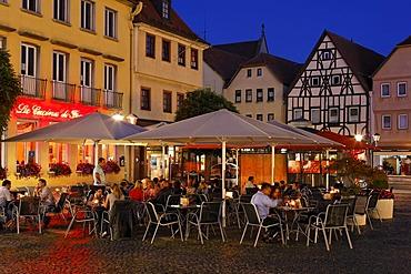 Bad Neustadt an der Saale, Rhoen-Grabfeld, Franconia, Bavaria, Germany