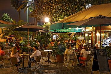 Cafe Santa Catalina, Catalina Park, Las Palmas de Gran Canaria, Spain