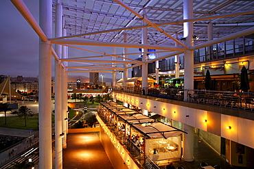 Shopping center El Muelle, Las Palmas de Gran Canaria, Spain