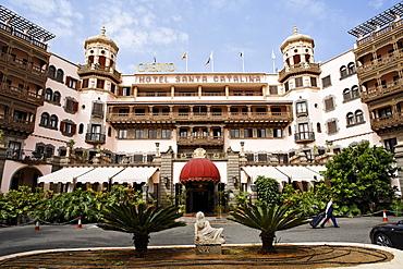 Hotel Santa Catalina, Parque Doramas, Las Palmas de Gran Canaria, Spain