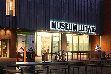 Museum Ludwig, Cologne, NRW, Germany