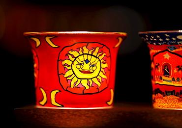 Tea light casings