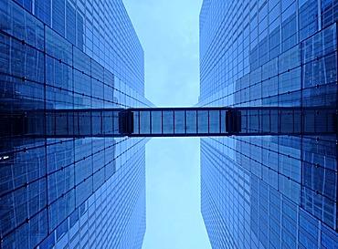 HighLight Towers, Munich-Schwabing, Munich, Bavaria, Germany, Europe