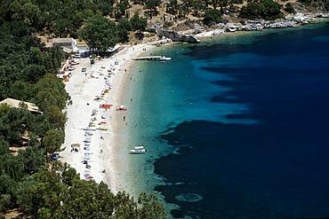 Kassiop, Corfu, Greece