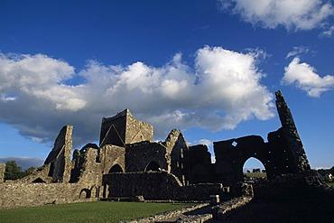 Hore Abbey, Rock of Cashel, Tipperary, Republic of Ireland