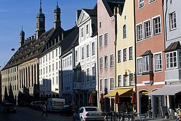 Landsberg Lech, Bavaria, Germany