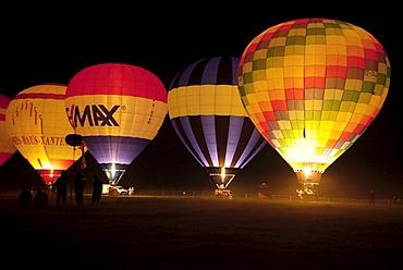 Balloon festival 2.9.05 - 4.9.05 in bienenbuettel