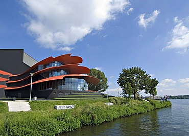 Hans Otto theatre, Potsdam, Brandenburg, Germany