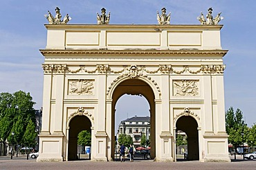 Brandenburger Tor, Brandenburg Gate, Potsdam, Brandenburg, Germany, Europe