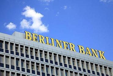Berliner Bank, administrative building, Berlin, Germany, Europe