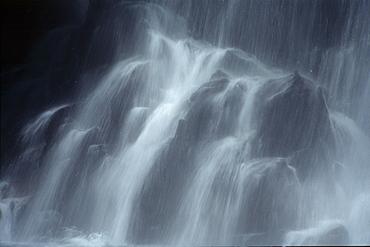 Detail, Waterfalls, Lune River, Tasmania, Australia, Oceania