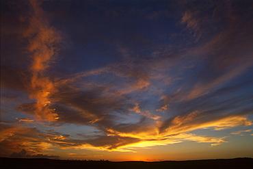 Clouds, Pilbara Region, Western Australia, Australia, Oceania