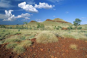 Blue sky, Pilbara Region, Western Australia, Australia, Oceania