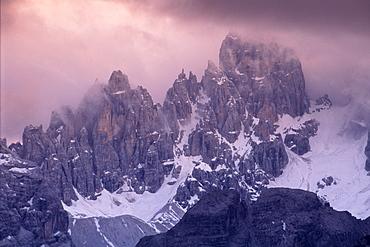 Monte Cristallo, Ampezzano Dolomites, Bolzano-Bozen, Italy, Europe