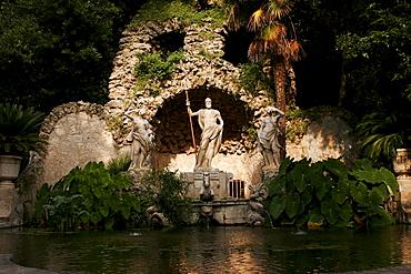 The oldest Arboretum in the world, Arboretum Trsteno, near Dubrovnik, Croatia, Europe