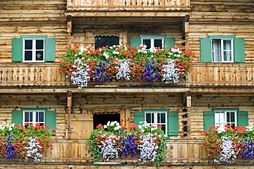 Hallerwirt Guesthouse, Oberaurach, Aurach near Kitzbuehel, Tyrol, Austria, Europe