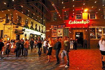 Nightlife, Liverpool, England
