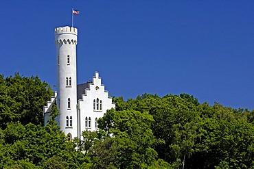 Castle Lietzow, Ruegen, Mecklenburg-Western Pomerania, Germany