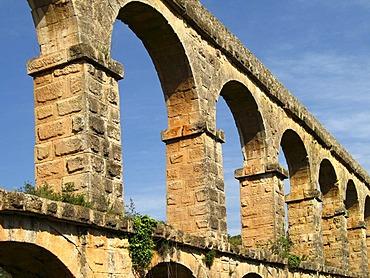 Aqueduct, Tarragona, Spain